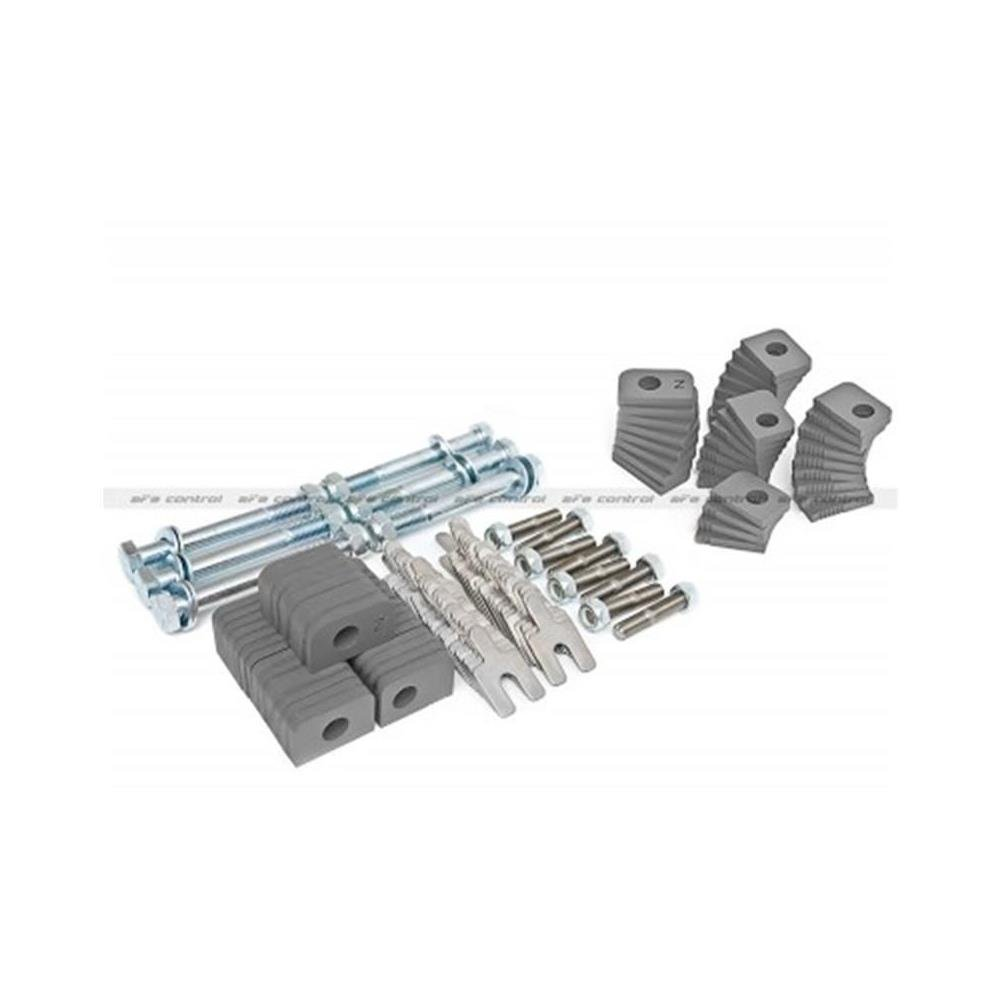 aFe Control PFADT Series Steel Frame Camber Kit; Chevrolet Corvette (C5/C6) 97-13 (450-401009-a)