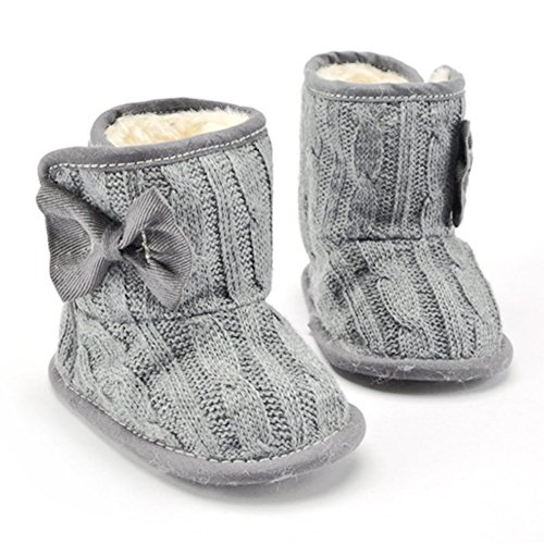 diamondo-new-baby-girls-winter-snow-boots-infant-solid-bowknot-shoes-prewalker-110-6months-grey