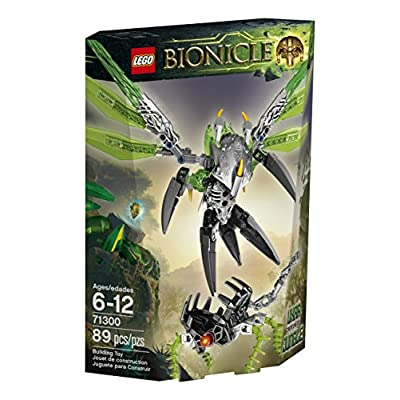 LEGO Bionicle Uxar Creature of Jungle (89 Pieces) 71300: Toys & Games