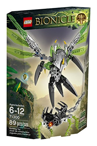 LEGO Bionicle Uxar Creature of Jungle (89 Pieces) 71300