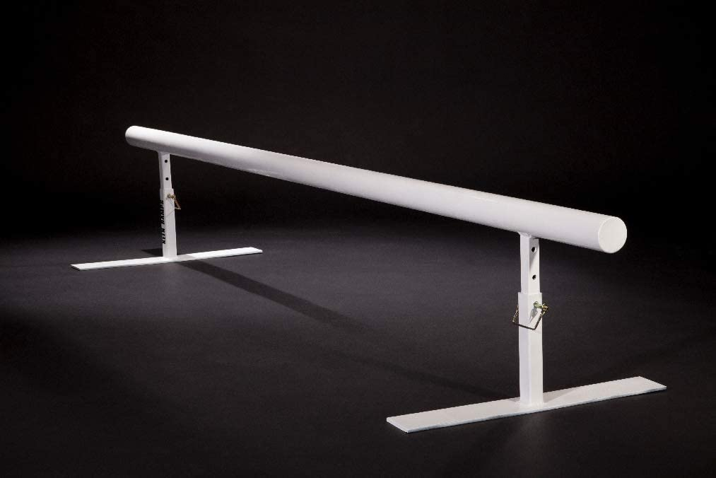 Keen Ramps Adjustable Round Skateboarding Rail
