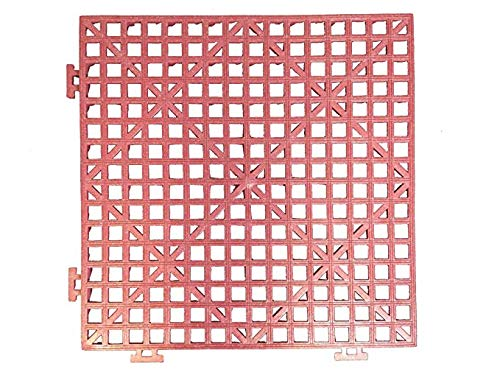 Quilted Bear MicroStitch Basting Grate - Interlocking Design - Magenta Red (4) -