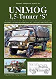 Tankograd 5067 Unimog 1,5-Tonner 'S' The Legendary 1.5-ton Unimog Truck in German Service Part 2 - Cargo Versions / Double-Cab Driver-Trainer