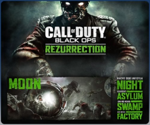 Amazon.com: Call of Duty: Black Ops Rezurrection [Online ... on black ops zombies map pack, black ops 2 origins map pack, call of duty black ops zombies pack,