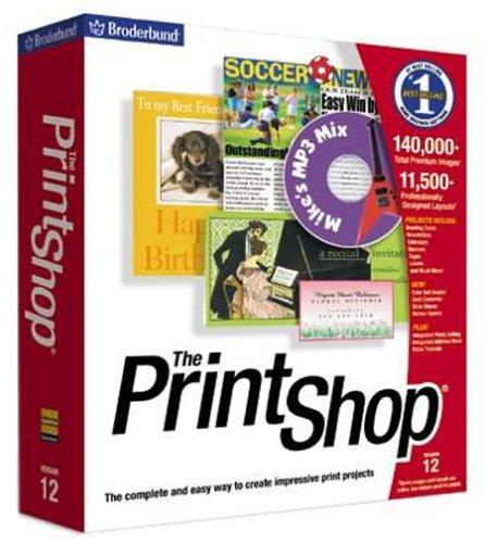 The Print Shop 12.0
