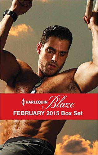 book cover of Harlequin Blaze February 2015 Box Set