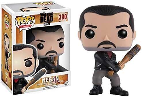 Funko POP Television: The Walking Dead - Negan Action Figure