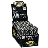 Pre Rolled Rolling Paper Cones Small 1/4 Size 6 Per Pack 32 Packs Per Display