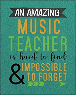 An amazing music teacher is hard to find impossible to