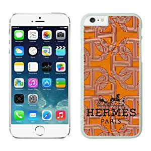 Hermes iPhone 6 Cases 22 White 4.7 inches for iPhone 6 wangjiang maoyi