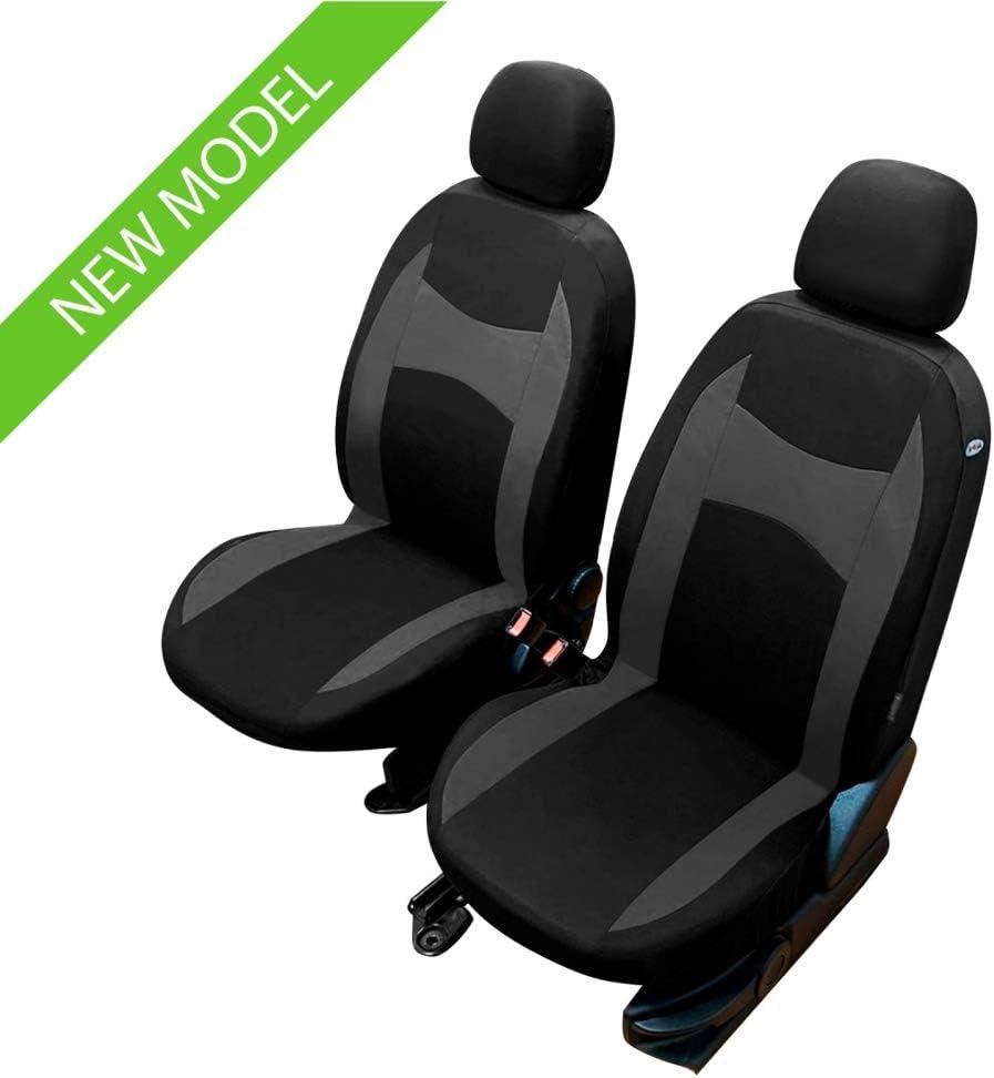 bracciolo Laterale 2001-2007 sedili Posteriori sdoppiabili R01S0606 compatibili con sedili con airbag rmg-distribuzione Coprisedili per X-Trail Versione