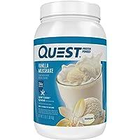 Quest Nutrition 48 Ounce Vanilla Milkshake Protein Powder