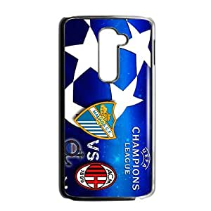 HDSAO Spanish Primera Division Hight Quality Protective Case for LG G2