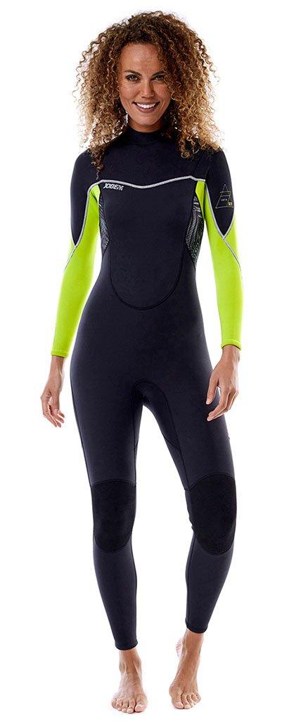 Jobe Sofia FullSuit 3 2mm LIME Wetsuit Women s Wetsuit Neoprene wetsuit  Kitesurfing Surf Suit - M (38)  Amazon.co.uk  Sports   Outdoors bc8e559d4