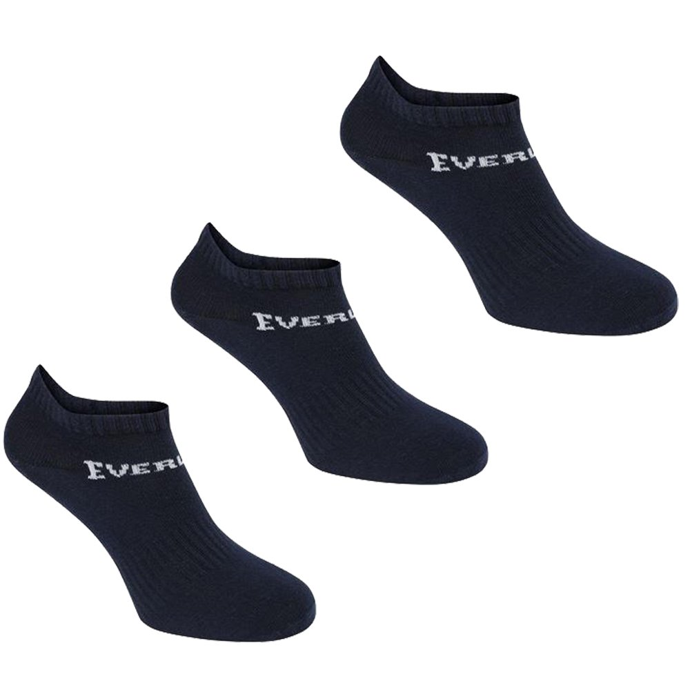 3 Pack Kids Boys Girls Low Cut Ankle Trainer Socks Accessories