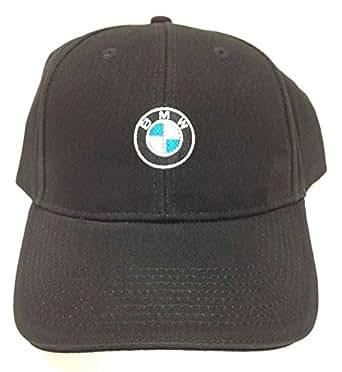 BMW Roundel Cap - Black