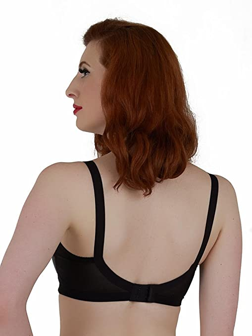 39eac0ff9a37 What Katie Did Satin Cone Bra: Amazon.co.uk: Clothing