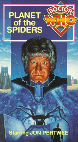 Doctor Who - Planet of the Spiders [VHS]