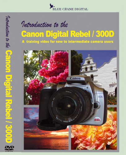 Price comparison product image Introduction to the Canon Digital Rebel / 300D