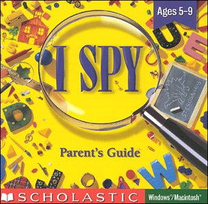 I Spy: Parent's Guide