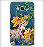 Prinvisa Radha Krishna Pure Love Designer Hard Back Case Cover for Samsung Galaxy J2(6) :: Galaxy J2 2016 edition