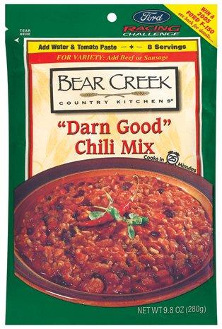 Bear Creek Mix Chili Darn Good 9 8 Oz Buy Online In Aruba At Aruba Desertcart Com Productid 12573676