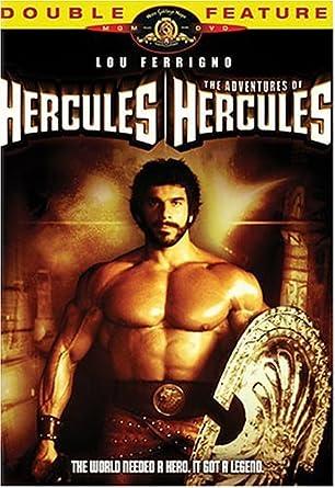 Amazon.com: Hercules / The Adventures of Hercules (Double Feature): Lou  Ferrigno, Milly Carlucci, Sonia Viviani, William Berger, Carla Ferrigno,  Claudio Cassinelli, Ferdinando Poggi, Maria Rosaria Omaggio, Venantino  Venantini, Laura Lenzi, Margit Evelyn