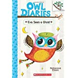 Owl Diaries #2: Eva Sees a Ghost: A Branches Book