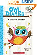 #9: Eva Sees a Ghost: A Branches Book (Owl Diaries #2)