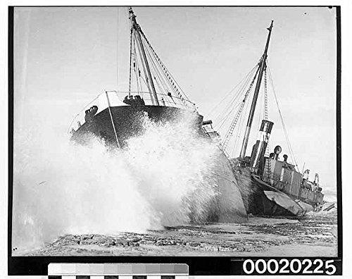 poster-ss-minmi-wreck-cape-banks-this-photo-is-part-australian-national-maritime-museums-samuel-j-ho