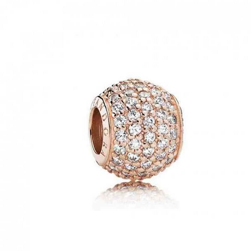 Pandora Rose Pave Lights Ball Charm 781051CZ