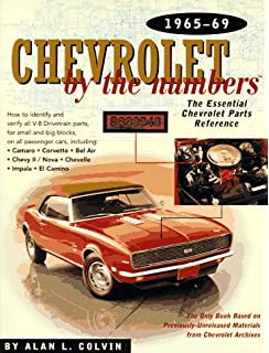 Catalog of Chevy V-8 Engine Casting Numbers 1955-1993 (Matching