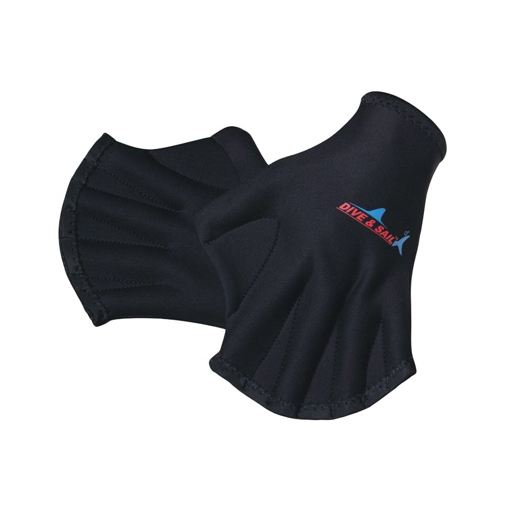 Swimming Gloves with Webbed Fingers Snorkeling for Adults Available in All Size