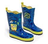 Nickelodeon Little Boys' SpongeBob Rain Boots