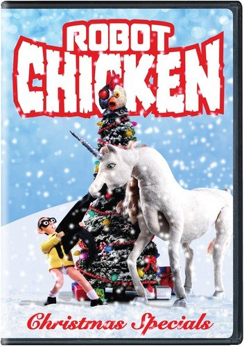 Robot Chicken: Christmas Specials (Special Christmas Anime)