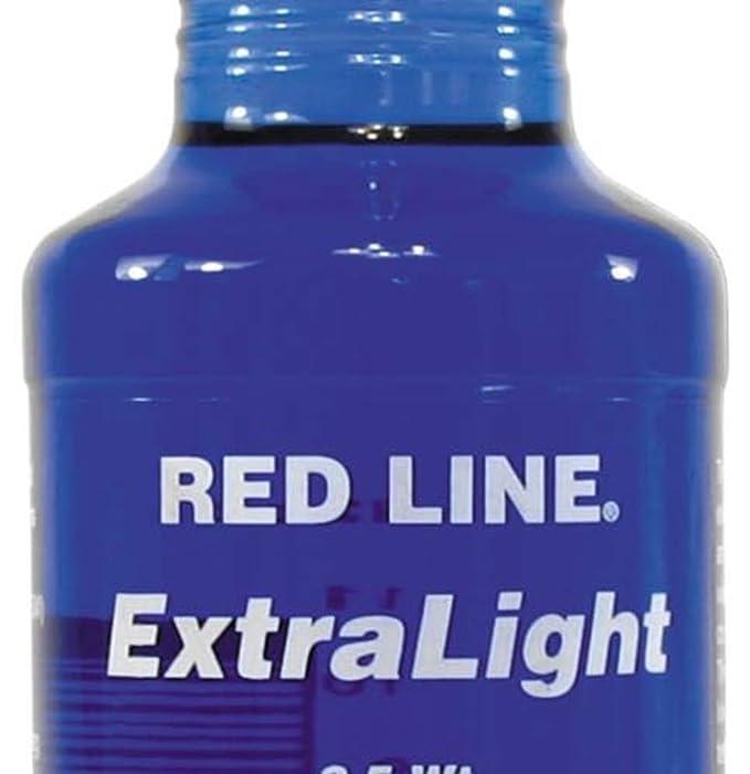 RedlineREDLINE extra light 2.5 WT Aceite para amortiguadores extra light 2.5 WT Suspension Fluid dämpferöl 473 ml: Amazon.es: Coche y moto