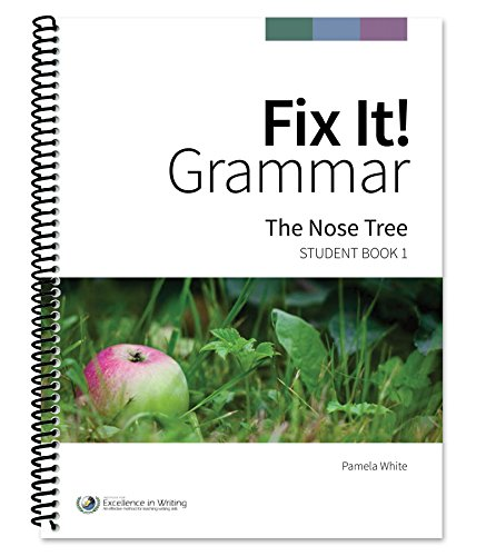 Fix It! Grammar: The Nose Tree [Student Book 1]