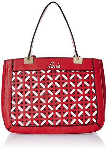 Lavie Women's Gospel 3C Med Handbag (Red)