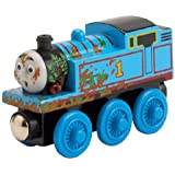 Thomas and Friends Wooden Railway - Mud Covered Thomas