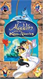 Aladdin & the King of Thieves [VHS]