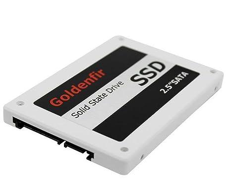 Disco duro interno SSD SATA 3 120 GB Giga GB 2.5 pulgadas blanco ...