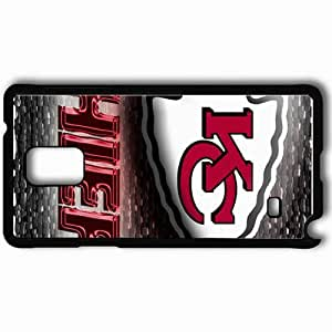 Personalized Samsung Note 4 Cell phone Case/Cover Skin 1085 kansas chiefs Black