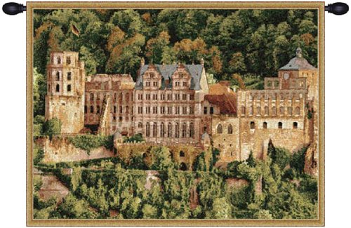 Heidelberg Belgian Wall Art Tapestry for sale  Delivered anywhere in USA