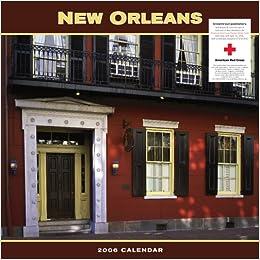 New Orleans 2006 Calendar Red Cross Version Calendar Nov 30