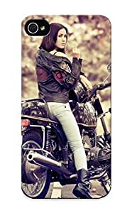 Fashion Hard For HTC One M9 Case Cover - Oriental Asian Women Females Girls Sexy Sensual Babes Mood Situations Humor Trees Vehicles Motorcycles Models Girlsandmotorcycles For Lovers