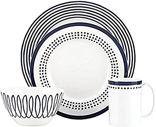 (kate spade new york Charlotte Street East 4 Piece Place Setting)