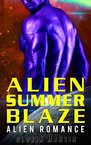 Alien Summer Blaze: Alien Romance
