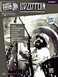 UPA Led Zeppelin Drums V1 (with 2 CD) (Ultimate Drum Play-Along)