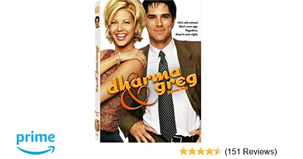 Amazon com: Dharma & Greg - Season One: Jenna Elfman, Thomas