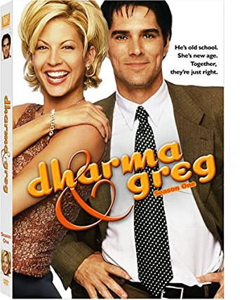 Amazon com: Dharma & Greg - Season One: Jenna Elfman, Thomas